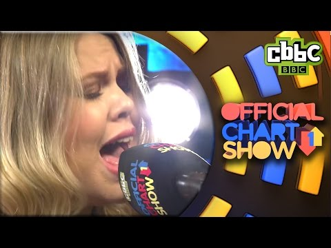 Grace 'You Don't Own Me' live on CBBC Official Chart Show