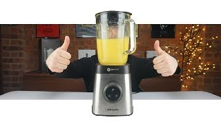 My First Smoothie Ever | Philips HR3652 Blender Review