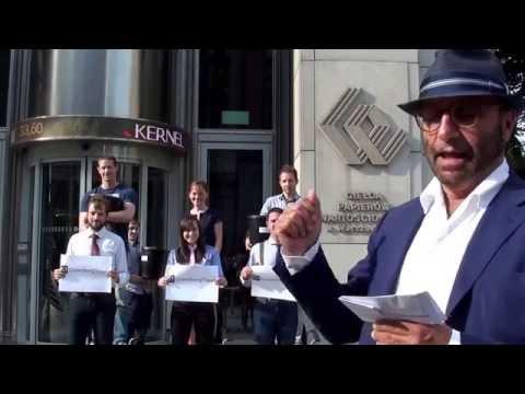 Greenberg Traurig Warsaw - ALS Ice Bucket Challenge