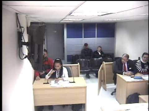 Simulación de una Audiencia en Materia Laboral bajo el Sistema Oral Implementado en Chihuahua a cargиз YouTube · Длительность: 51 мин25 с