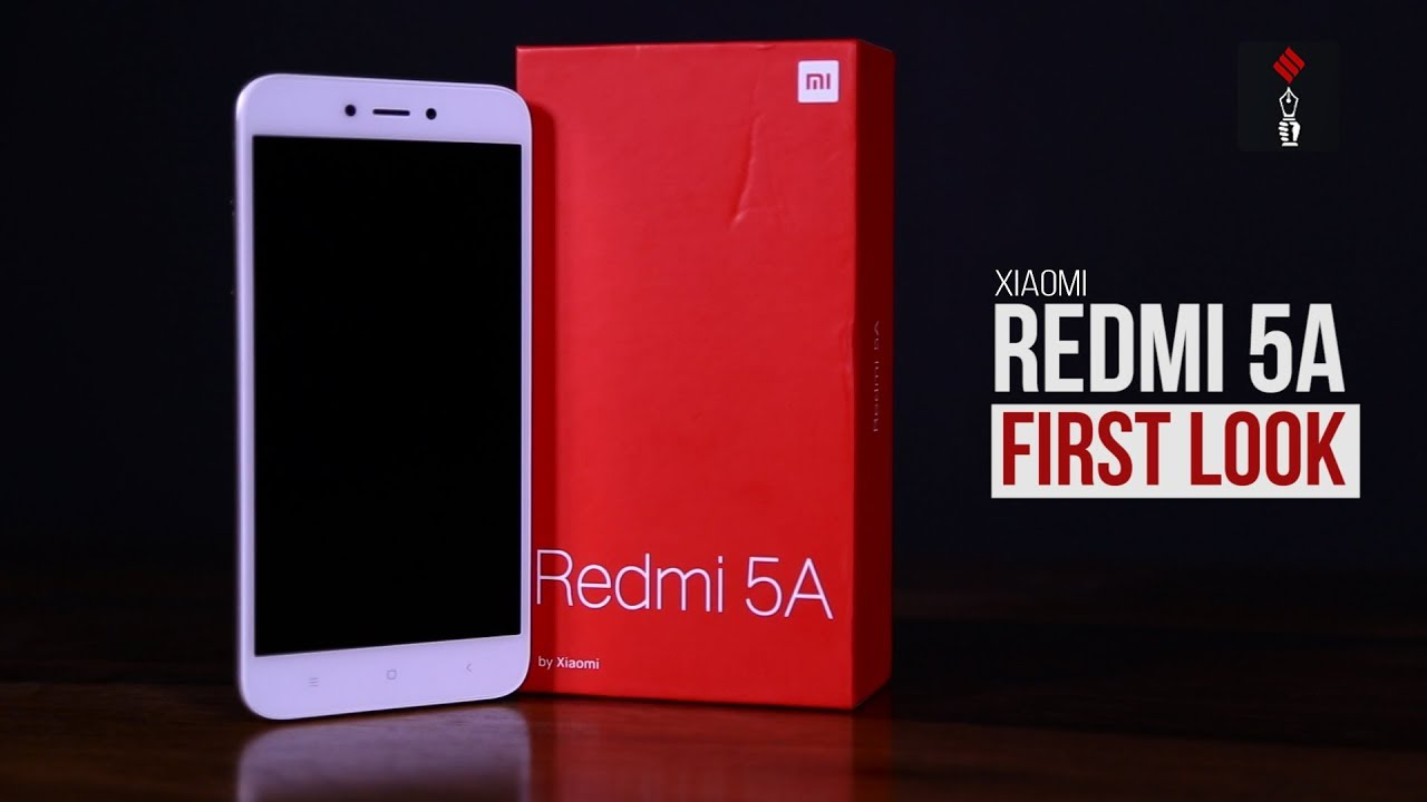 Xiaomi Redmi 5A on sale from 12 pm via Flipkart, Mi com: Price