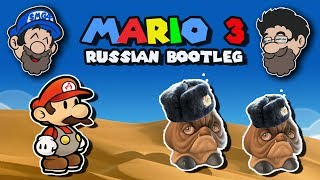 FOR THE MOTHERLAND || Mario 3 (RUSSIAN BOOTLEG)