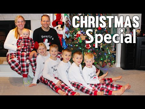 24 Hours With 6 Kids on Christmas Day