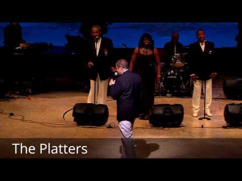 The Platters: full concert