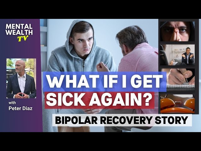 Recovering from Bipolar Disorder    Q and A with Peter Diaz (CEO, WMHI)
