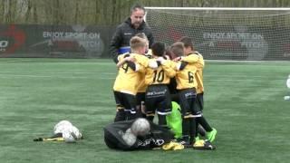 Nat. Elite U9A - Sporting Lokeren -  KAS Eupen - 19 maart 2017