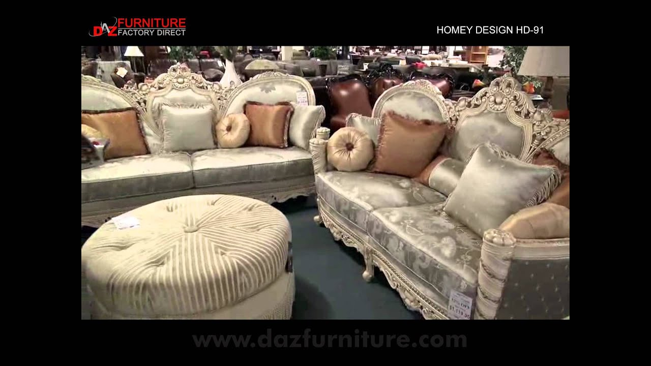 Homey Design HD 91   YouTube