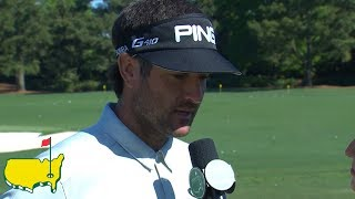 Bubba Watson on What Masters Week Means to Him