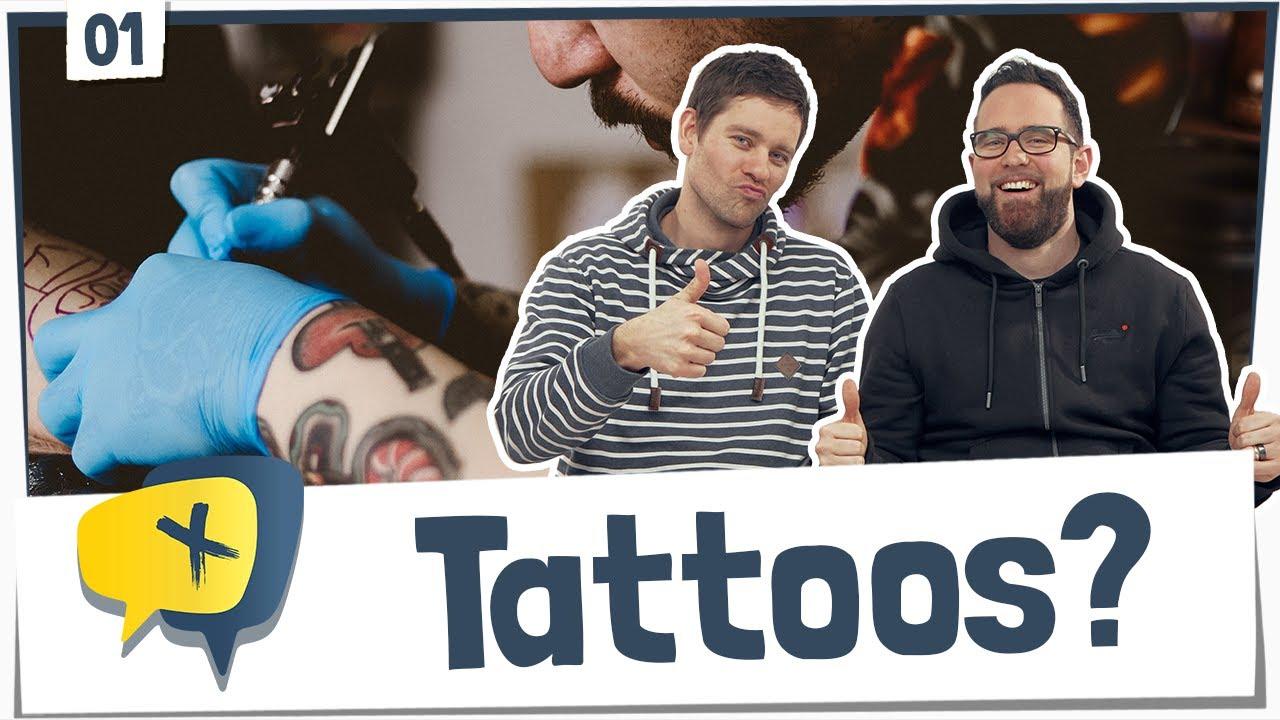 Ja argumente tattoo oder nein 10 Gründe,