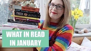 Reading Wrap Up | January 2019