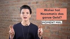 Novomatic zahlt alle? Aber mit welchem Geld? Moment mal mit Barbara Blaha