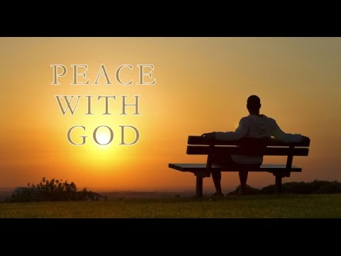 how to make peace with god