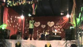 ADRIANO GOSPEL FUNK- IX FESTA DO MILHO PLENITUDE -  EU ABRAÇO