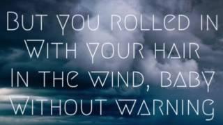 Hurricane - Luke Combs (lyrics)