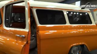 1958 Chevrolet Suburban for sale at Gateway Classic Cars in St. Louis, MO