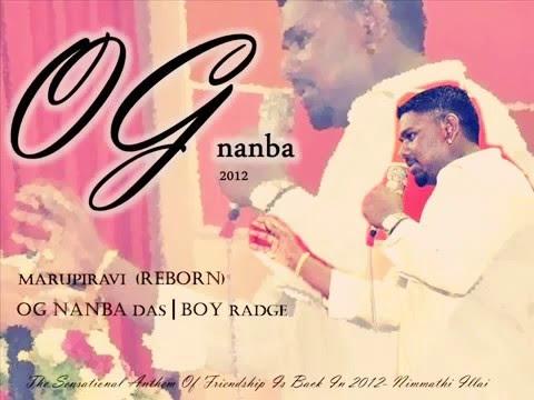 Nimathi ille - OG Nanba
