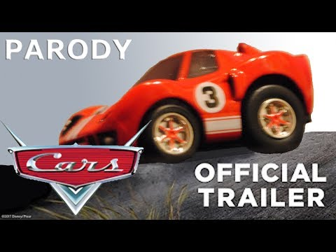 Cars 3 Official Us Trailer Parody Stop Motion Youtube