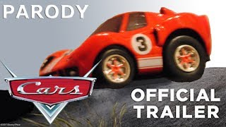 Cars 3 - Official US Trailer Parody (Stop-Motion)