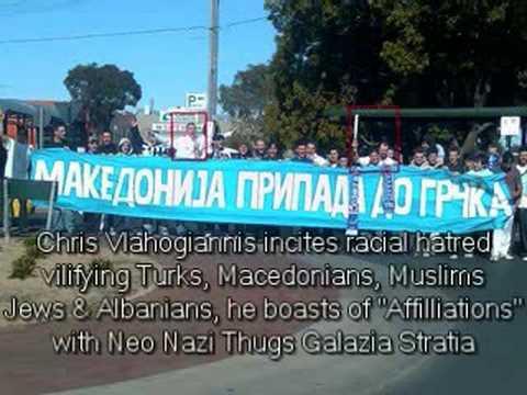 Dimou Vlahogiannis Vasilis17 Greek Australian Neo-Nazi Hools