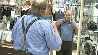 видео Как подобрать одежду для полных мужчин