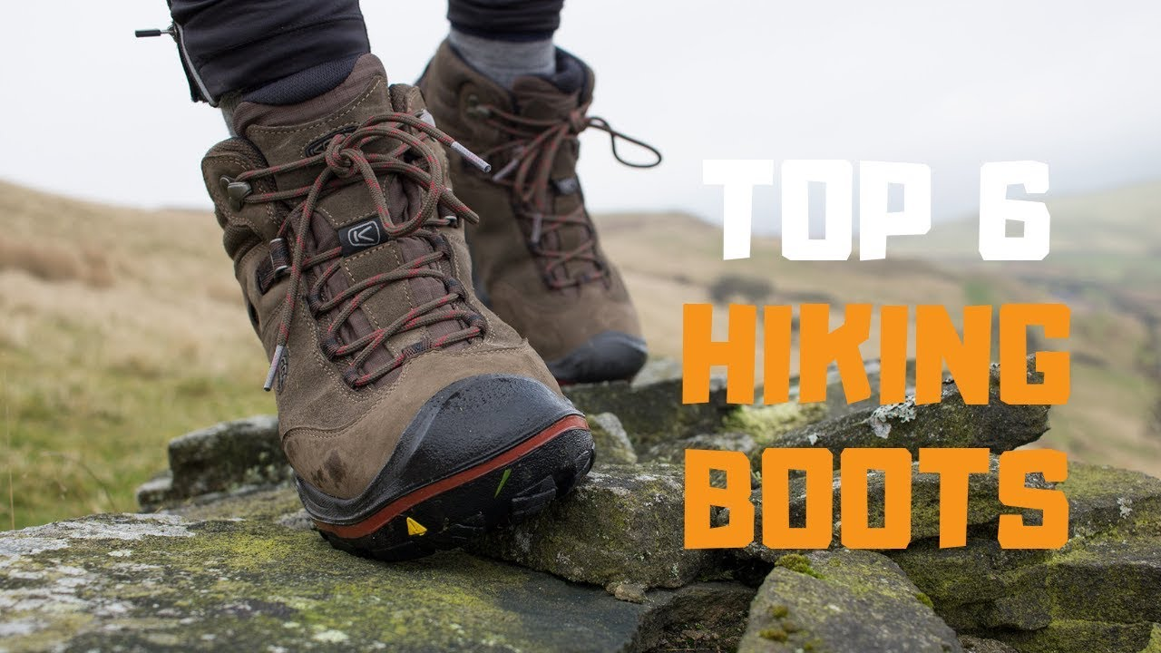 Best Hiking Boots in 2019 - Top 6