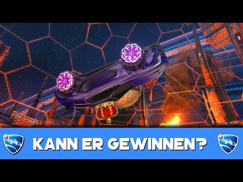 Kann BAASTI GEWINNEN? 🚀 Rocket League German Gameplay thumbnail