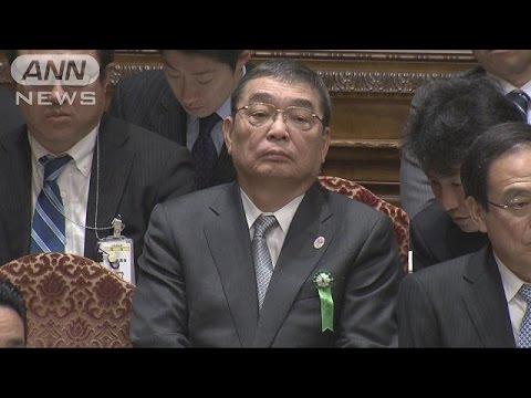 NHK会長「政治的な忖度をしたことない」と辞任拒否(15/03/06)