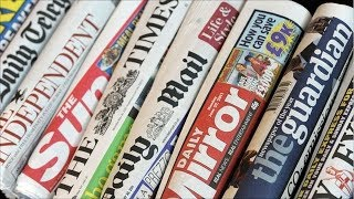 Richie Reviews The UK Newspapers  - Tuesday June 11th 2019