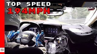 2020 Corvette C8 Top Speed Explained