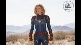 """Tin Đc Ko -  Chú ý: """"Captain Marvel"""" mở đầu bằng cảnh tưởng nhớ Stan Lee, có 2 post-credit"""