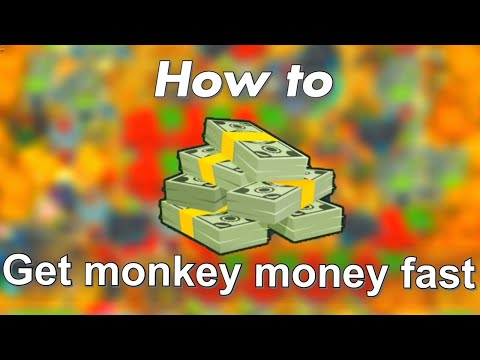 How To Get Monkey Money Fast With No Cheats! Bloons TD 6