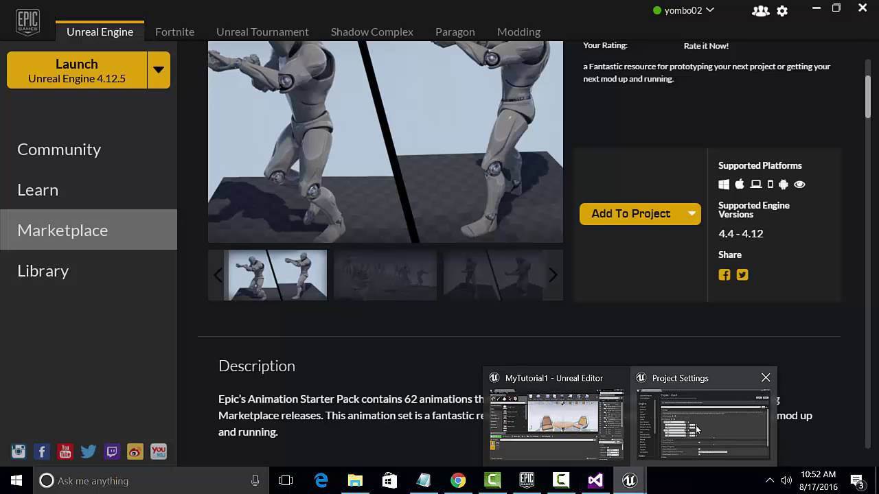 Unreal Engine C++ Tutorial 1  Character Movement