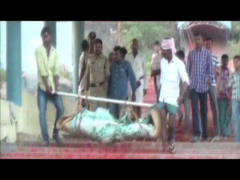 Unknown Attack on Love Couples in Guntur, Boy Killed and Girl wounded