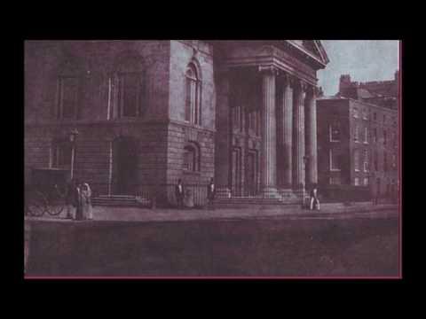 First Photographs of Dublin 1845.By the Rev Calvert Jones.