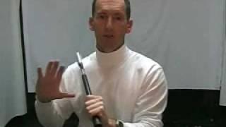 flat left wrist golf backswing golf lesson by herman williams pga pro
