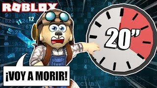 ROBLOX - DIE IN 20 SECONDS! ⏱️☠️ - Second to Death