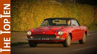 Gambar cover The Top Ten Best Fiat Sports and Racing Cars