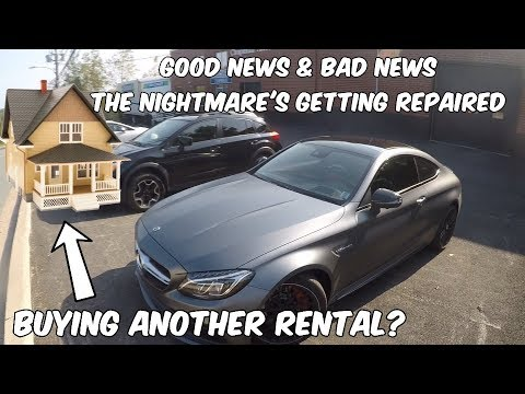 GOOD & BAD News... + Buying A Rental Property?! My Full Process Explained