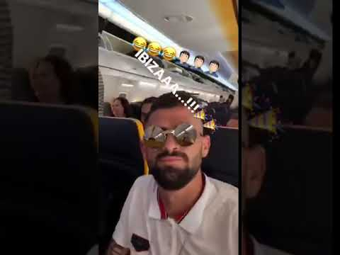VIDEO - Hysaj a Ibiza