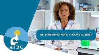 L'oncologo medico lucia del mastro descrive gli esami di diagnosi precoce a cui sottoporsi per lo screening tumore al seno: mammografia, ecografia e riso...
