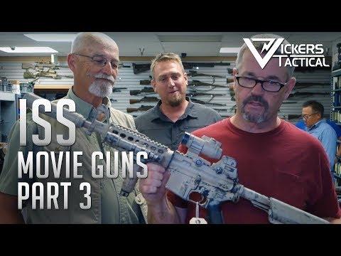 ISS Movie Guns: Part 3