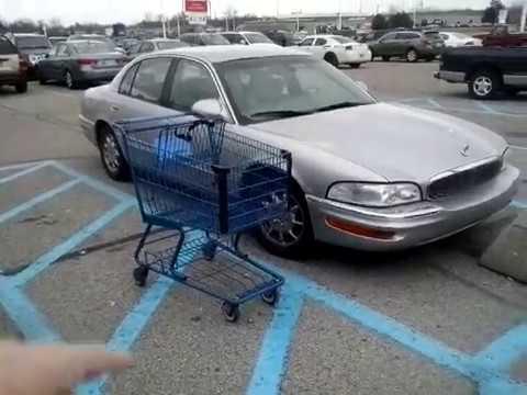 Meiers Walmart Need to Rework Empathy For Handicapped Capabilities #handicap