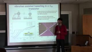 Quantum Transport, Lecture 8: Quantum Dots