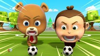 Loco Nuts Kartun Lucu | Adu Penalti | Kartun anak-anak | Kartun indonesia anak | Penalty Shootout