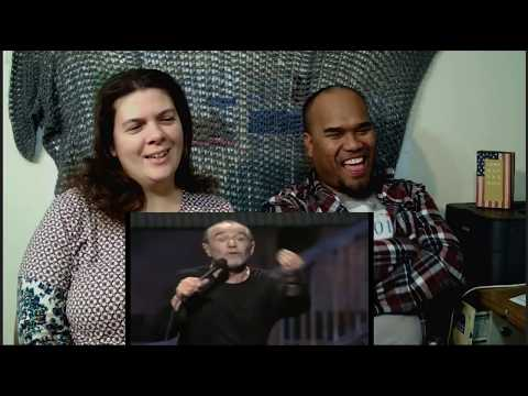 George Carlin - War on Homelessness OUR REACTION & REVIEW