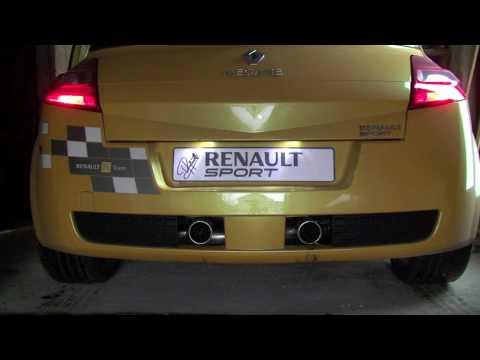 Renault Megane RS R26 Inoxline