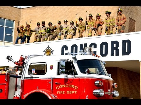 """2nd To None"" Concord High School Fire Academy 2013"