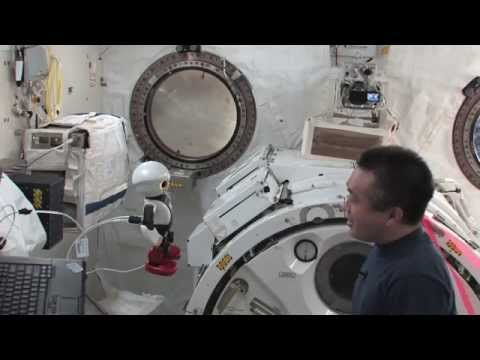 First Human Android Robot Astronaut Sets Two Guinness World Records!