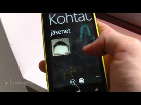 Videoarvostelu: Nokia Lumia 720