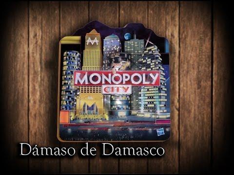 Unboxing Monopoly City. Edición Coleccionista (Juego de mesa-Español) // Juguemos: 83